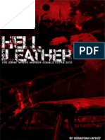 Hell for Leather RPG - Free Edition