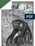 Wyrd-Viking RPG - S.R. Knipe