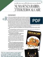 Intervista a Zerocalcare - La Repubblica 16.01.2013