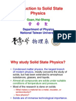 Introduction to solid state physic