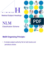 MeSH_NLM Classification