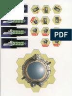 Heavy Gear DP9-043 - Counters