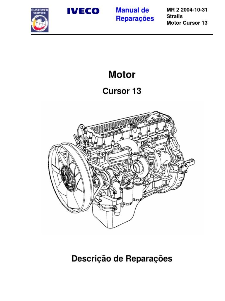 motores cursor 13 parte 1 das 4 partes