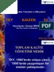 Kalite Yonetimi Bilesenleri