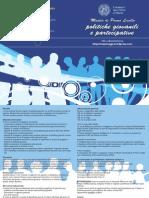Master Politiche giovanili e partecipative Università di Padova