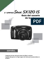 manual Canon PowerShot SX120 IS