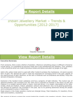Indian Jewelry Market