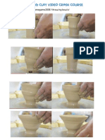 95 Pages Hi-Quality Tips and Techniques For Clay