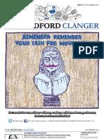 The Bedford Clanger - November 2012