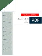 Manual reparación motores Yanmar TNE series