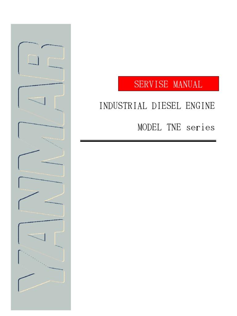 Stupendous Manual Reparacion Motores Yanmar Tne Series Diesel Engine Engines Wiring Digital Resources Pelapshebarightsorg