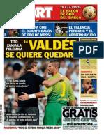 Diario Deportivo Sport 16-1-2013