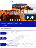 Container Logistics Cfs and Icd-India-sample