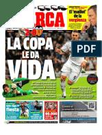 Diario Deportivo Marca 16-1-2013