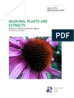 Medical Plants and Extracts