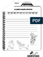projecte kung fu panda