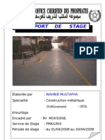 rapportade stage