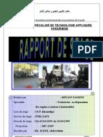 rapport d e