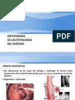 Patologías esofagincas