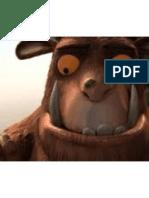 The Gruffalo - the story book precis