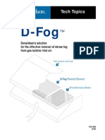 D-Fog for GE Gas Turbines