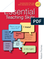 Essential Teaching Skills - Chris Kyriacou