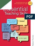 Essential Teaching Skills - Chris Kyriacou