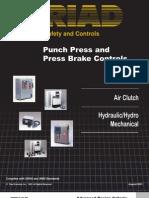 Punch Press & Brake Controls