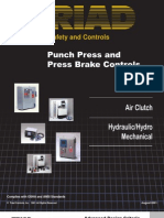 Punch Press & Brake Controls