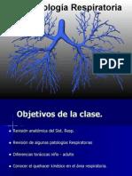 Kinesiología Respiratoria