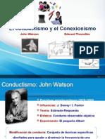 Conexionismo y Conductismo