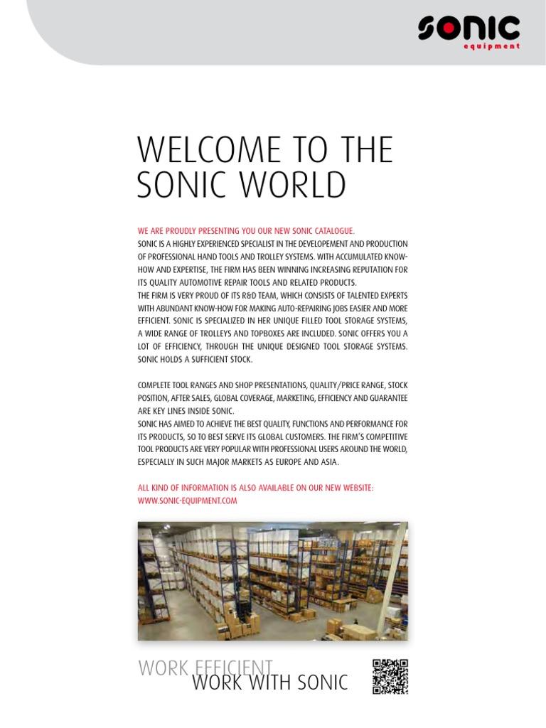 Catalogo Sonic 2012 Manufactured Goods Tools Mopar C180 Fuse Box