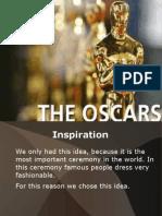Presentació Oscars
