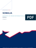 Somalia UNHCR Report