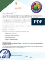 TMF Frameworx 12.5 Overview