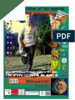 XIII International Orienteering Trophy Costa Blanca