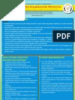ACS Athens Examination Protocol