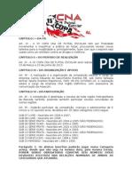 Regulamento Oficial Da Copa Cna