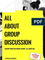 All About Group Discussion