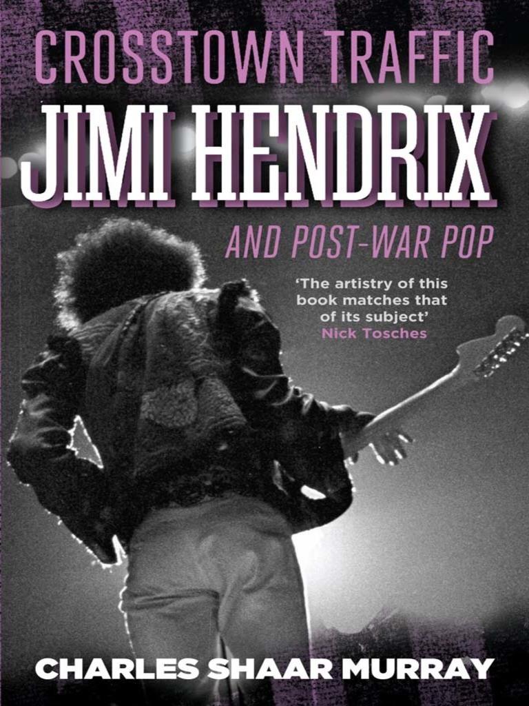 room full of mirrors a biography of jimi hendrix charles r cross