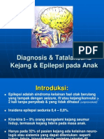 Epilepsi Diagnosis & Rx