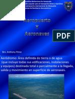 AEROPUERTO Y AERONAVE