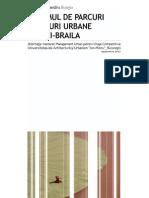 SISTEMUL DE PARCURI ȘI PĂDURI URBANE GALAȚI-BRĂILA