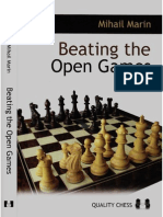 Marin, Mihail - Beating the Open Games