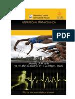 Proceedings I World Congress Science and Triathlon