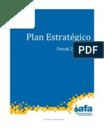 Plan Estratégico IAFA (2011-2015)