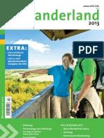 Wanderland Eifel 2013