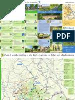 Fiets-Kaart Eifel 2013 (Overzicht)