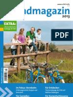 Radmagazin Eifel 2013