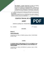 CPAS de Flemalle condamné (chômeur exclus par ONEM a droit au revenu d'intégration)